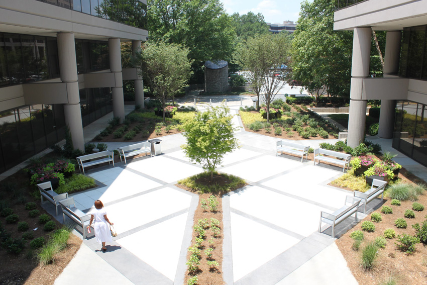 Piedmont Center: Effective Water Management For A Class A Atlanta Office Park In Buckhead